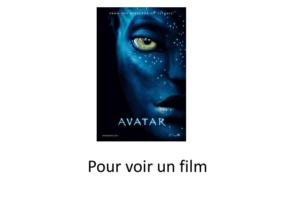 Pour voir un film