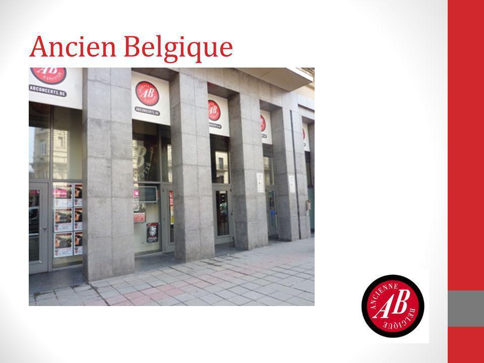 Ancien Belgique