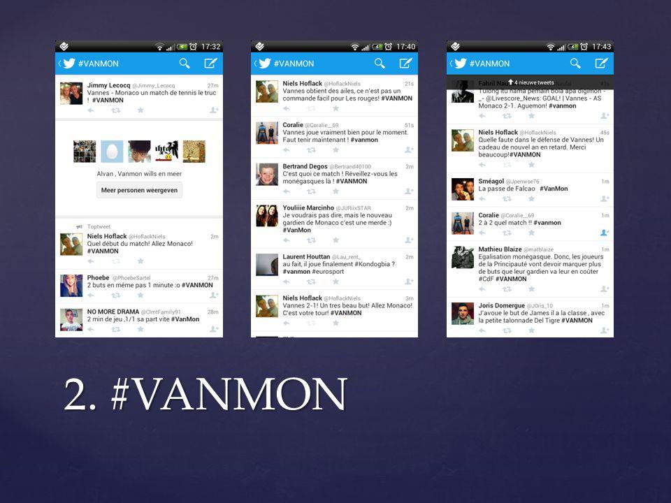 2. #VANMON