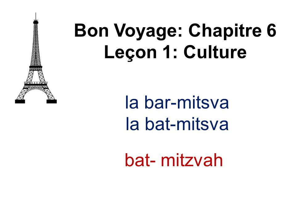 le marriage civil/ religieux Bon Voyage: Chapitre 6 Leçon 1: Culture civil / religious marriage