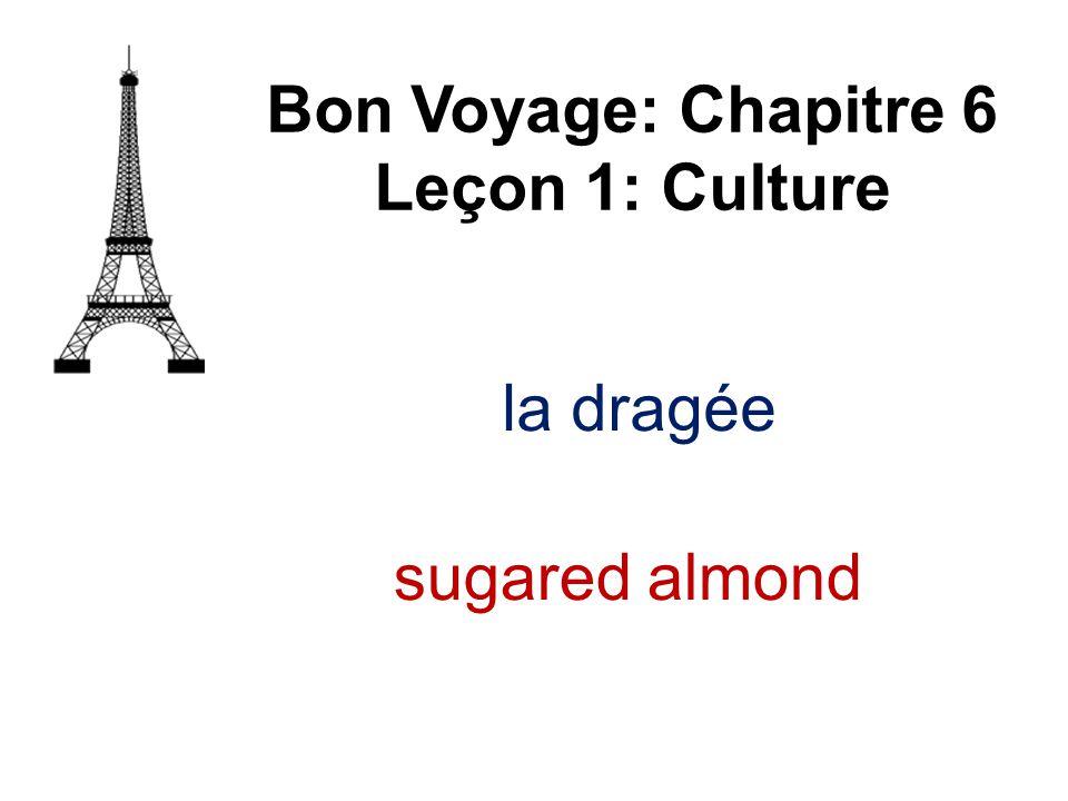 fêter Bon Voyage: Chapitre 6 Leçon 1: Culture to celebrate