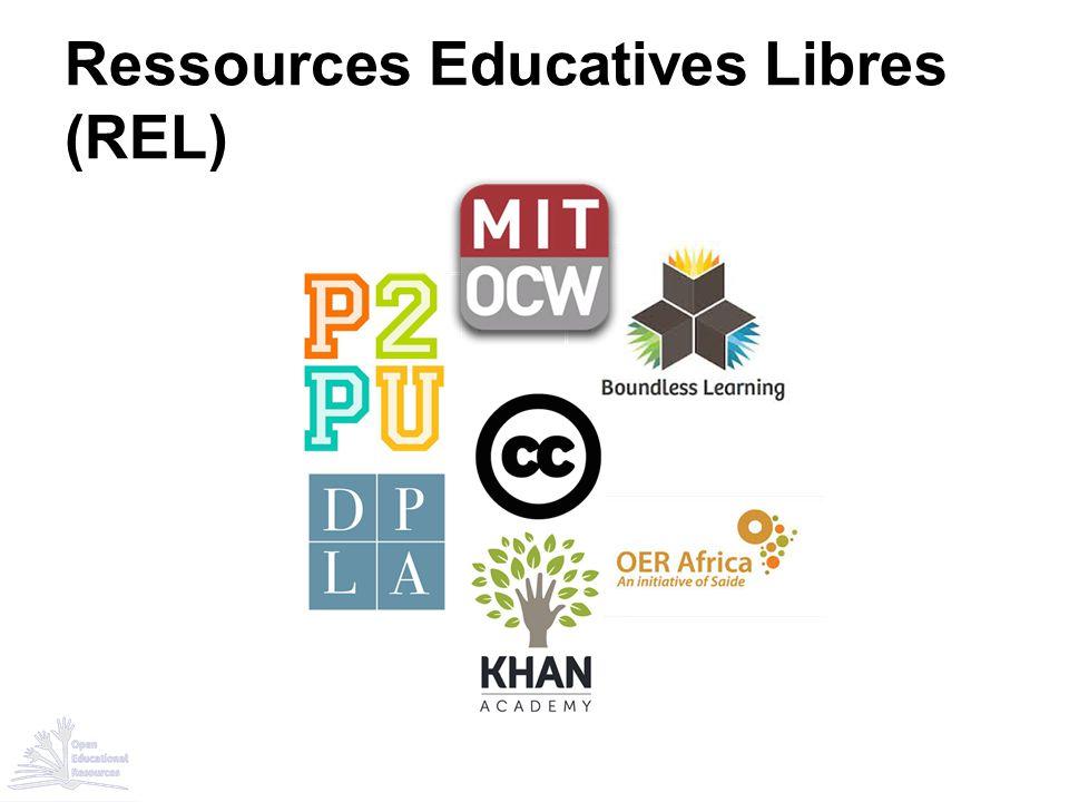 Ressources Educatives Libres (REL)