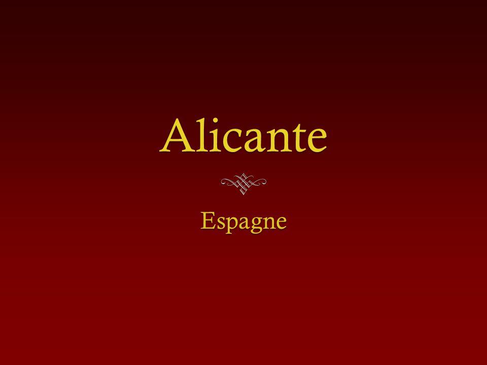 Alicante Espagne