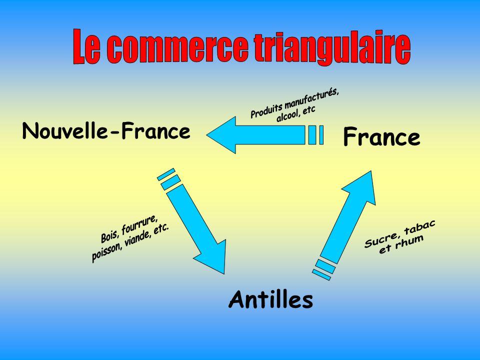 Nouvelle-France Antilles France