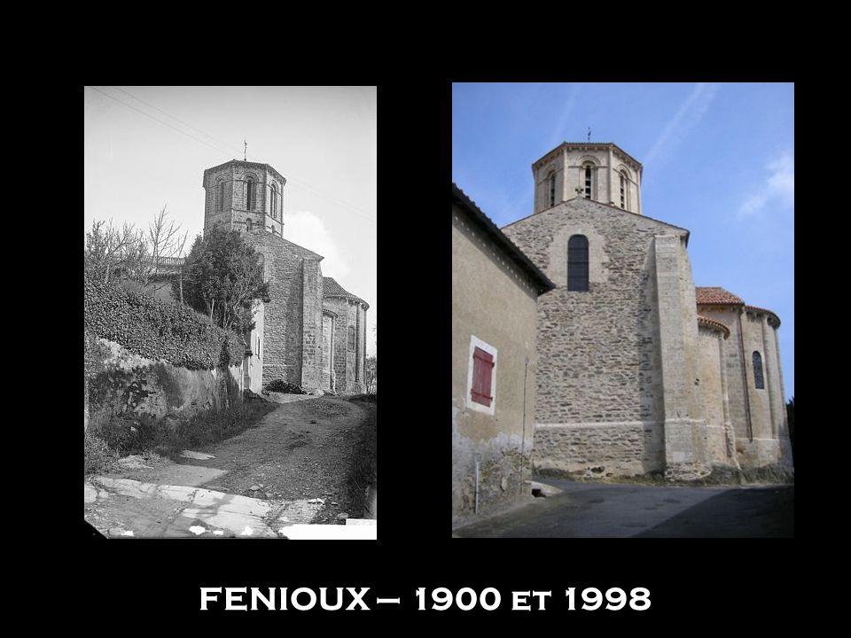 SURGERES – 1898 et 1998