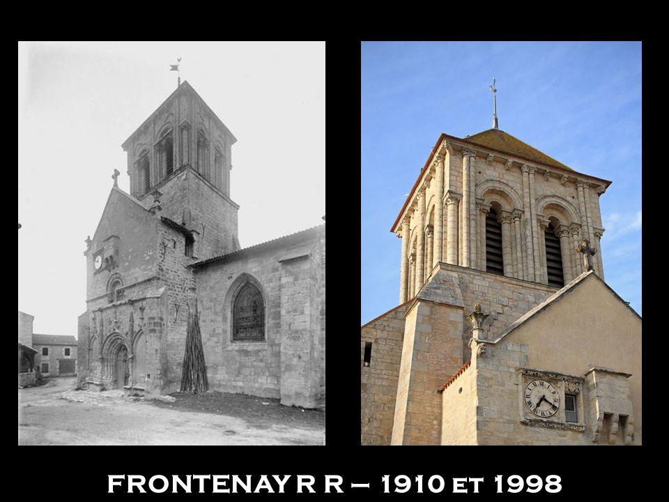 FENIOUX – 1900 et 1998