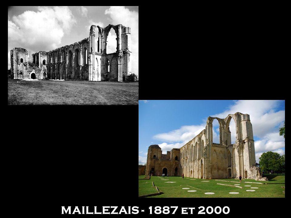 PAMPROUX - 1899 et 2004
