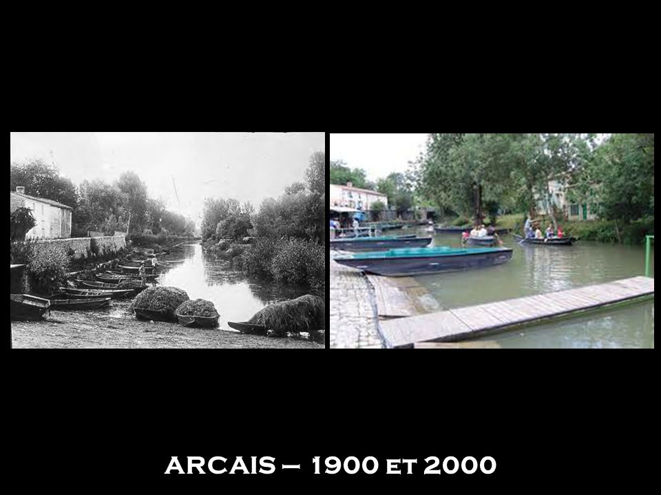 SAINTE OUENNE – 1900 et 1998