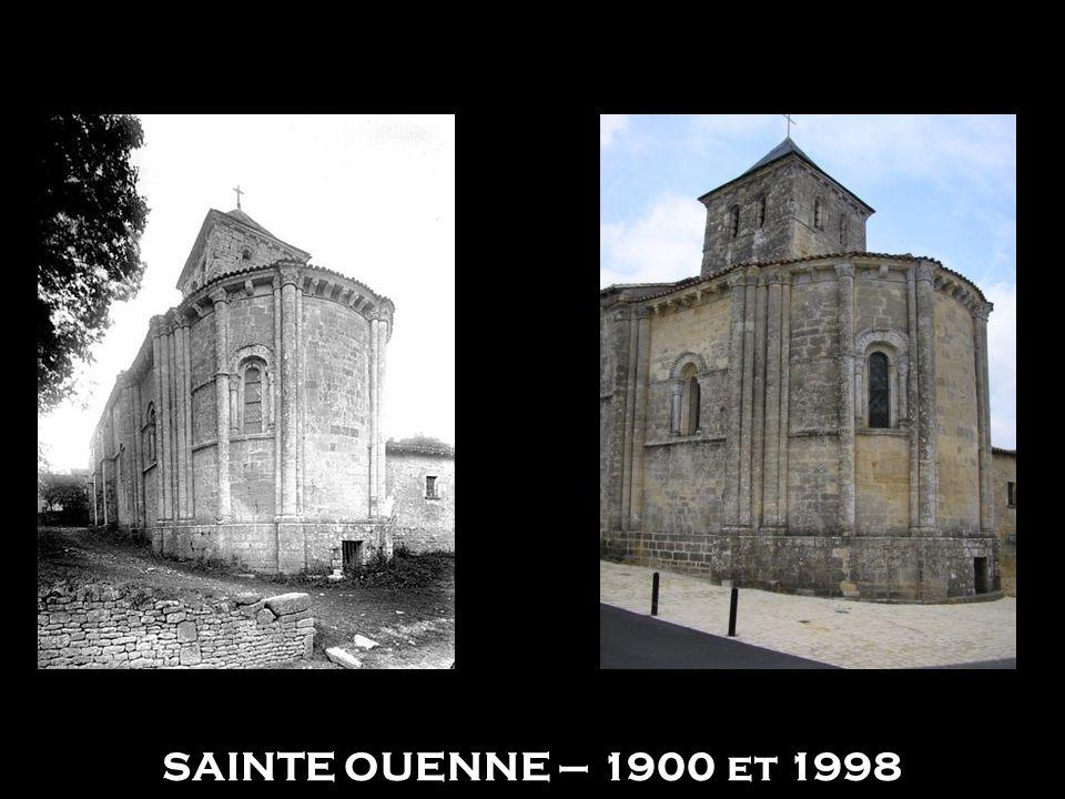 COULON - 1902 et 2010