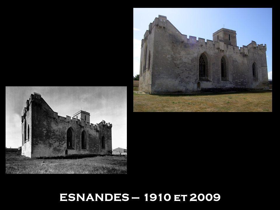 ARCAIS – 1900 et 2000