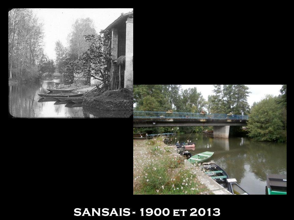 PARTHENAY – 1904 et 2010