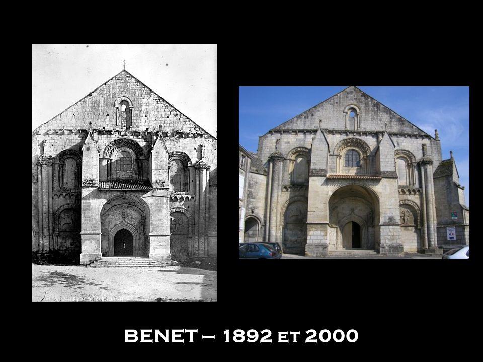 BECELEUF – 1892 et 1998
