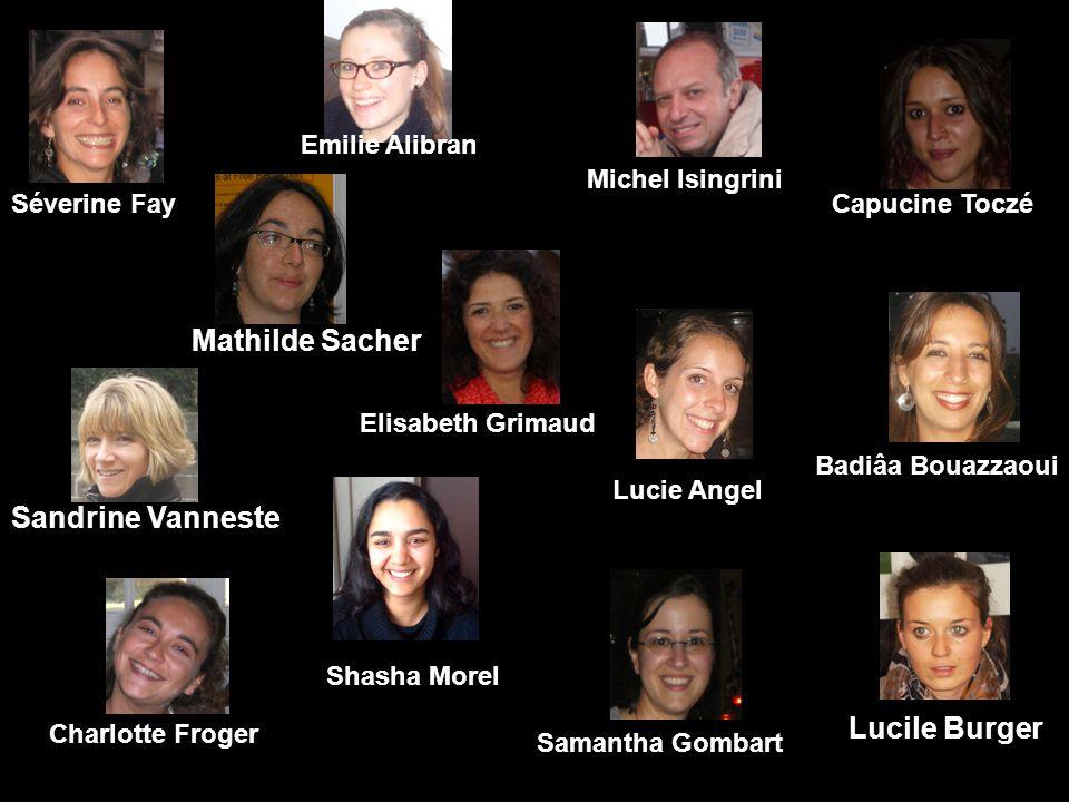 L'équipe « Vieillissement et Mémoire » UMR-CNRS 7295 Michel Isingrini Badiâa Bouazzaoui Séverine Fay Sandrine Vanneste Lucie Angel Charlotte Froger Ca
