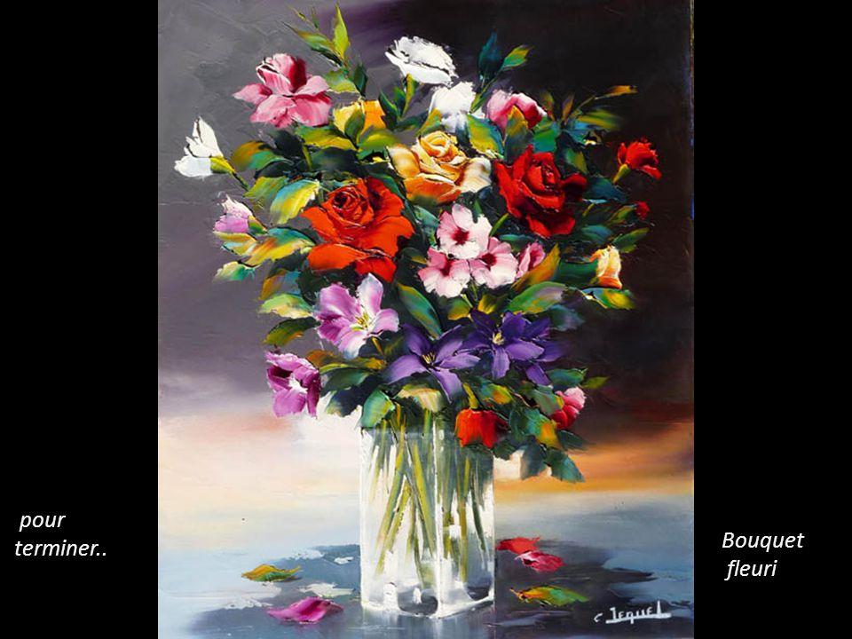 Course au bouquet