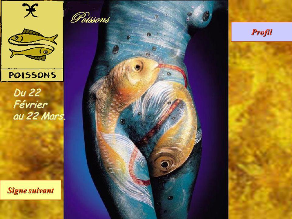 Poissons Signe d Eau Le Poisson est le symbole de l énergie.