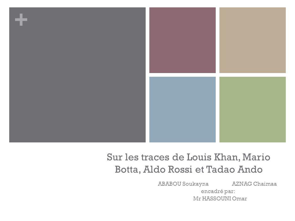 + MARIO BOTTA Mario Botta est né en avril 1943.