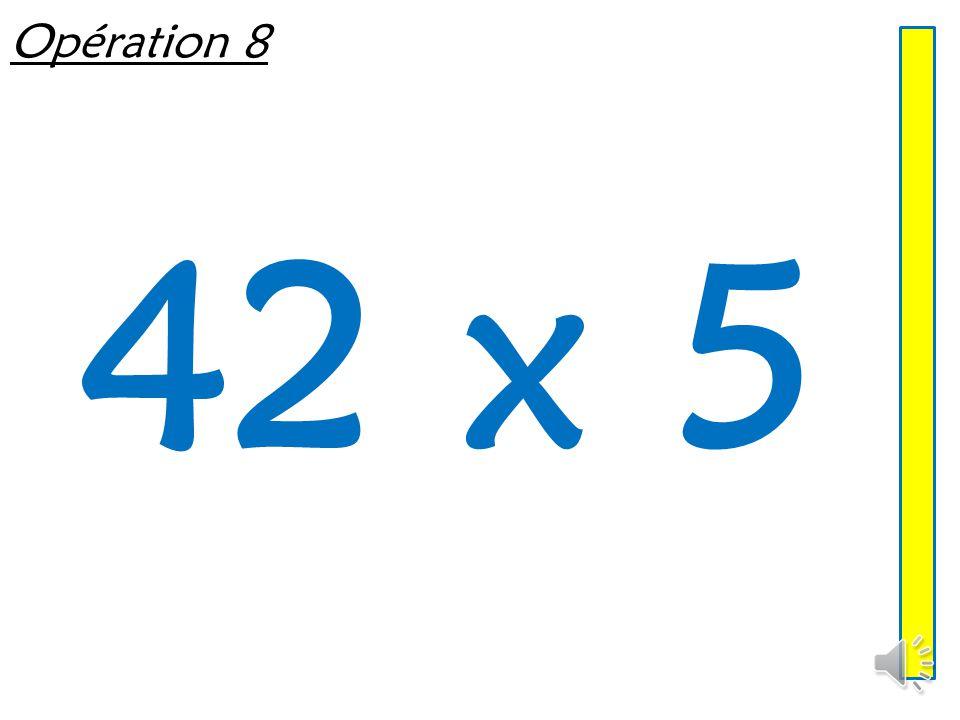 Opération 7 11 x 50