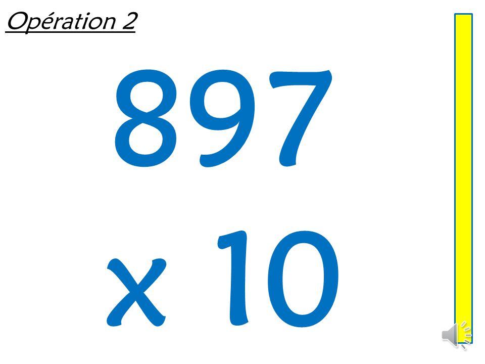 Opération 1 39 x 100