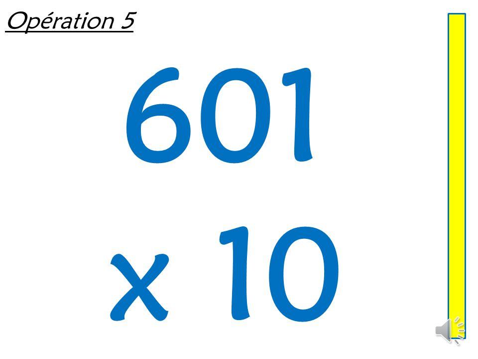 Opération 4 30 x 100