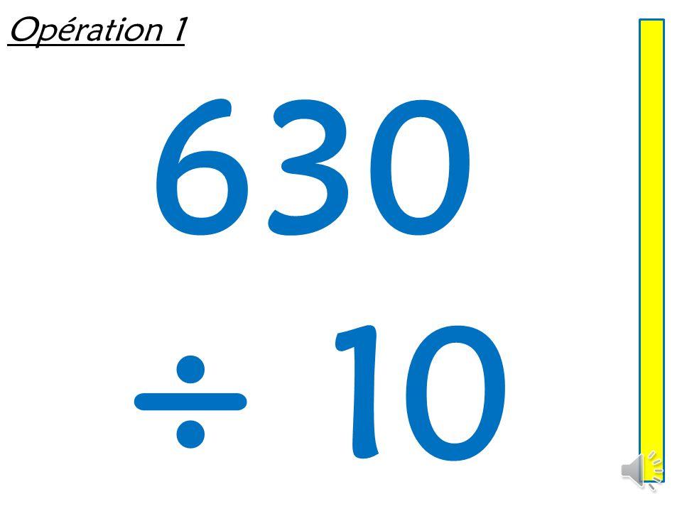 Multiplier ou diviser un entier par 10, 100, 1 000 Mathématiques – Calcul mental  Entraînement n° 5