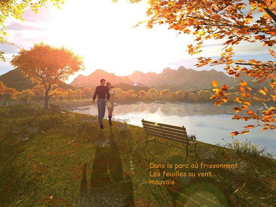 Aujourd hui c est l automne Qu il est loin le printemps