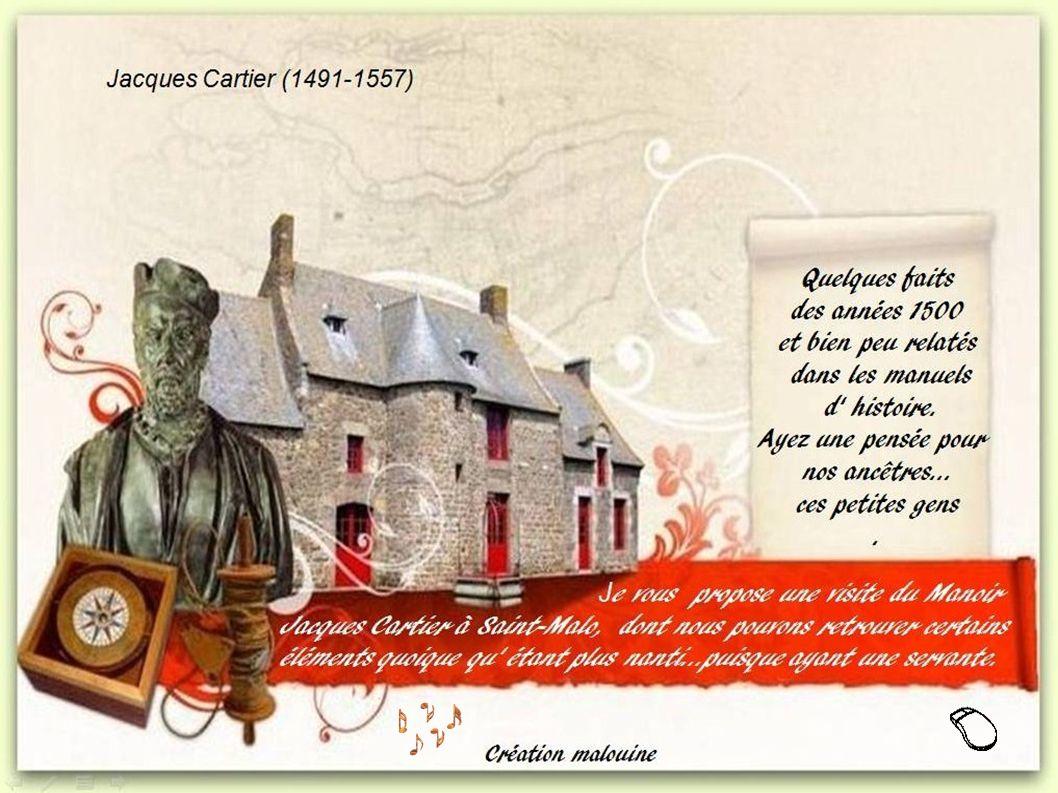 Chaque été a lieu un spectacle son et lumière au Manoir du Limoëlou, retraçant les voyages de Jacques Cartier vers le Canada