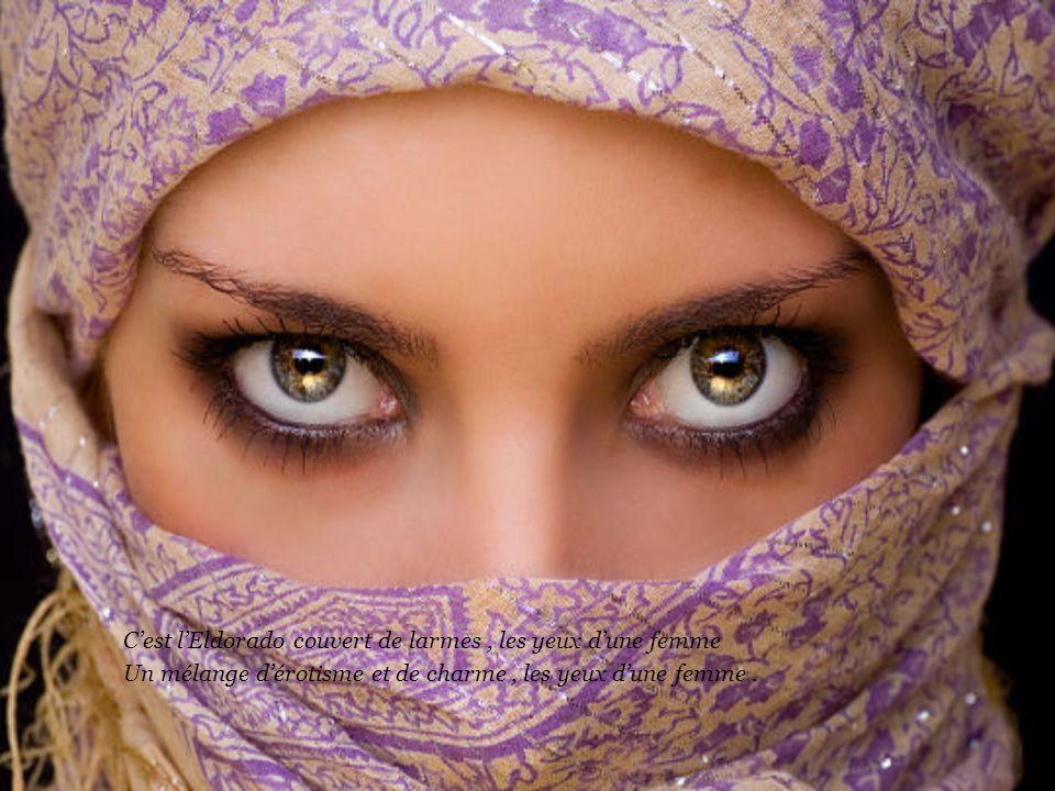 Quand elle est entré dans ma vie ce vendredi J'savais pas c'qu'étaient les yeux d'une femme