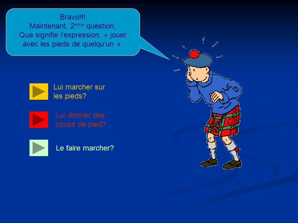 Alors, allons-y, 1 ère question; Quelle langue parle-t-on au Nord de la Belgique ??.