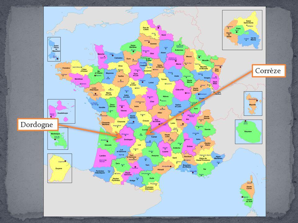 Dordogne Corrèze