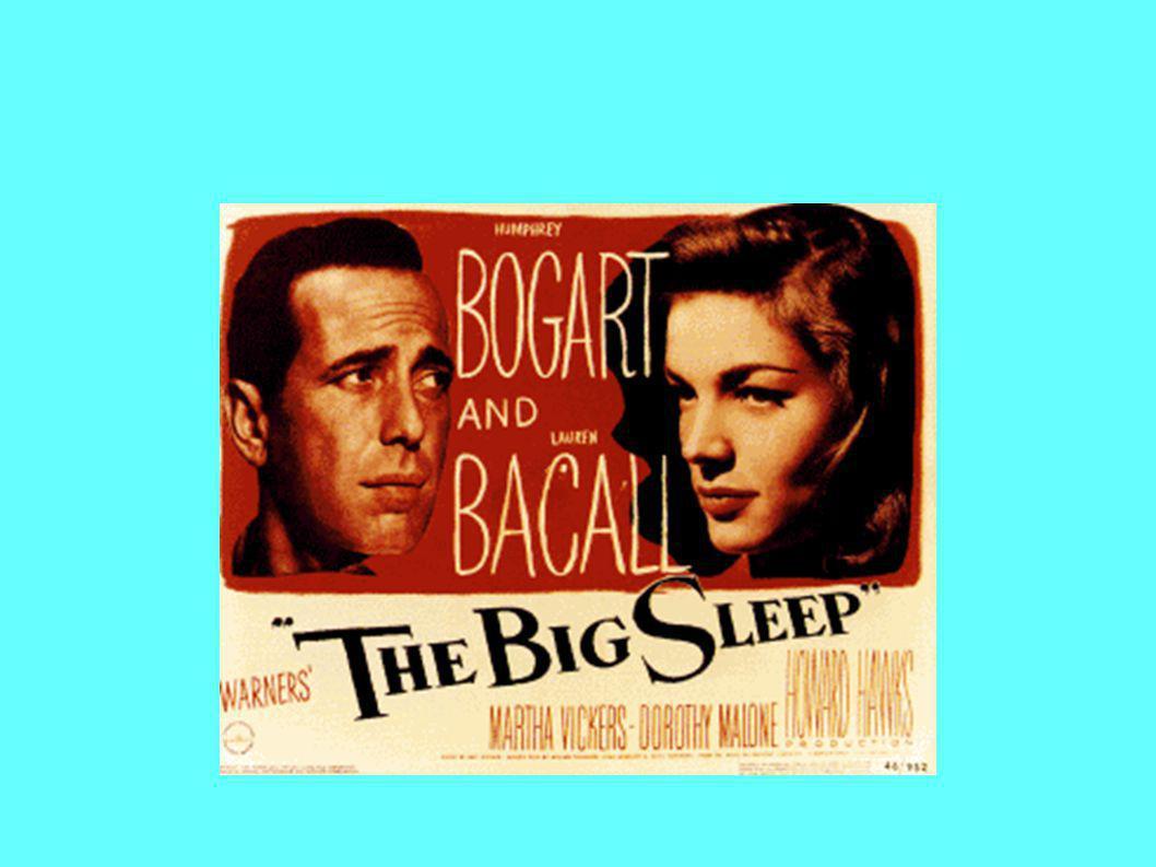C est de nouveau à côté de Bogart qu elle joue dans un autre grand film noir d Hollywood en 1946, Le Grand Sommeil, puis dans deux autres réalisations de la même veine (Les Passagers de la nuit de Delmer Daves en 1947, et Key Largo de John Huston en 1948).