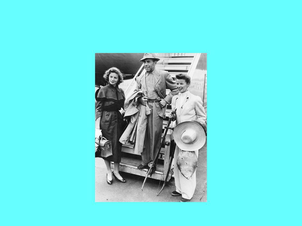 Lorsque « Bogie » meurt d un cancer de l œsophage, en 1957, la jeune veuve de 32 ans se tourne vers les planches de Broadway.