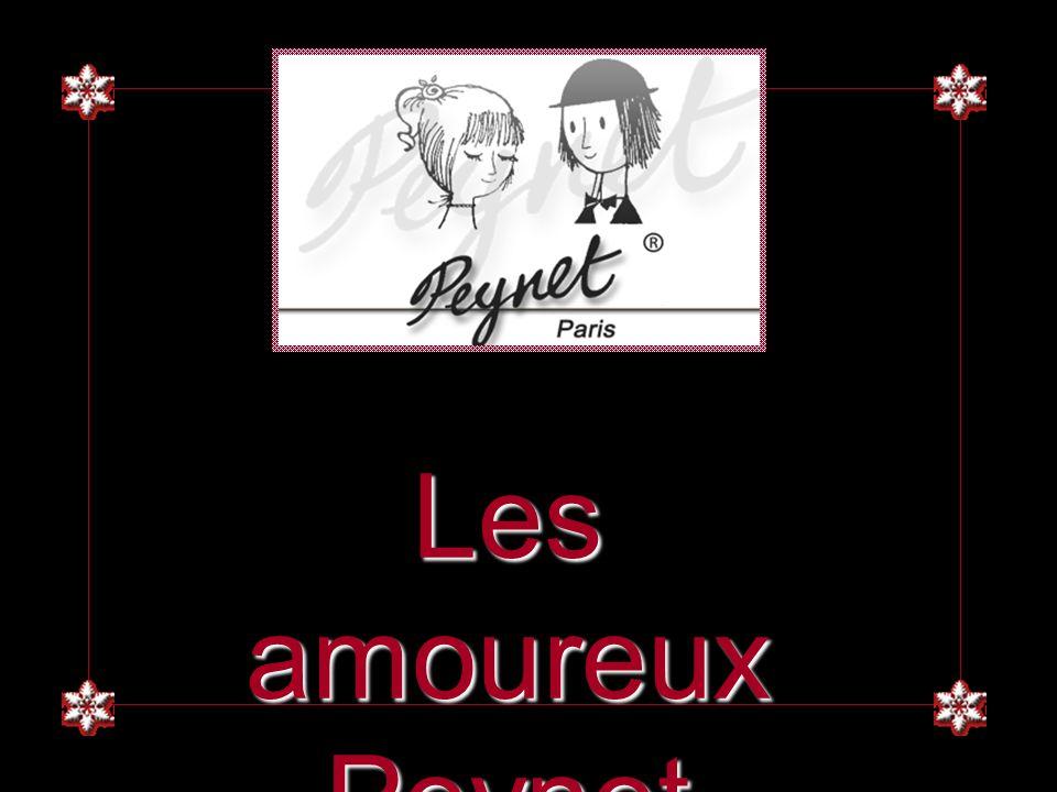 Les amoureux Peynet