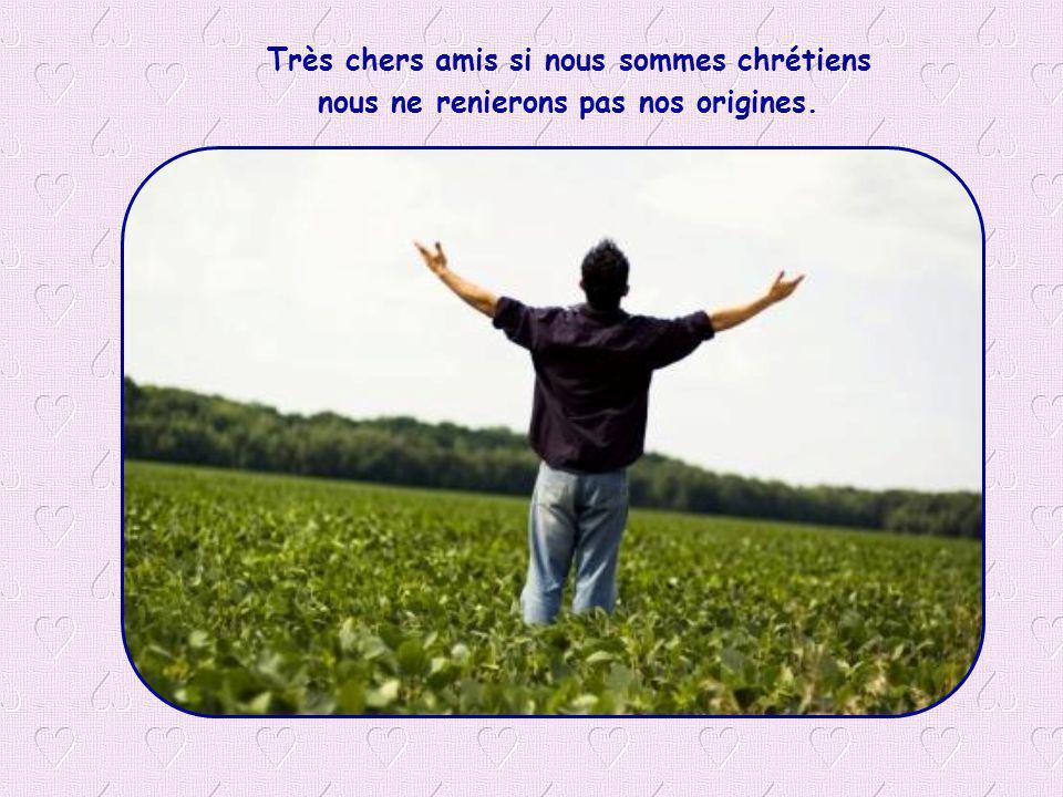 ... quand les forces lui manquaient, alors les frères, dans le sacerdoce, nous aidaient a porter la Croix de Jésus.
