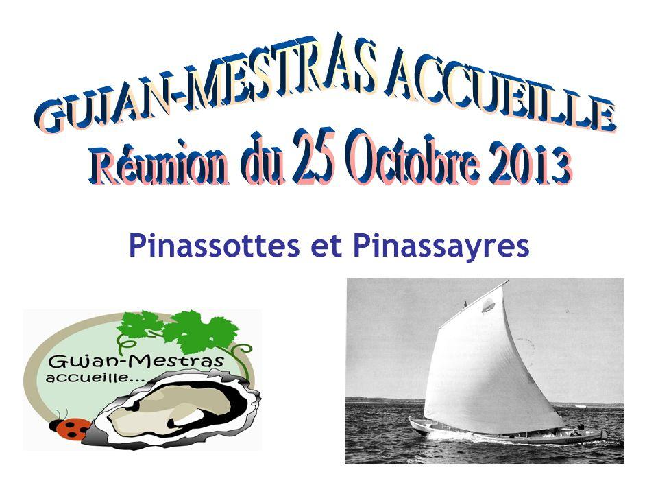 Pinassottes et Pinassayres