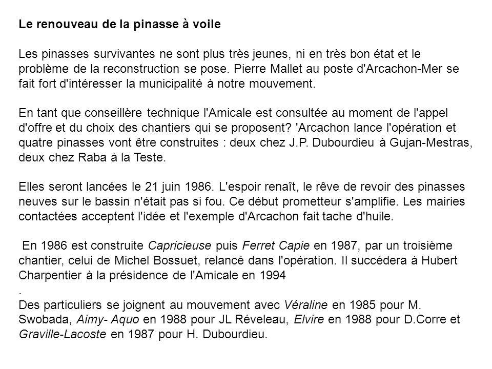 La Teste se lance en 1988 avec La Testerine et en 1989 avec La Fringante.