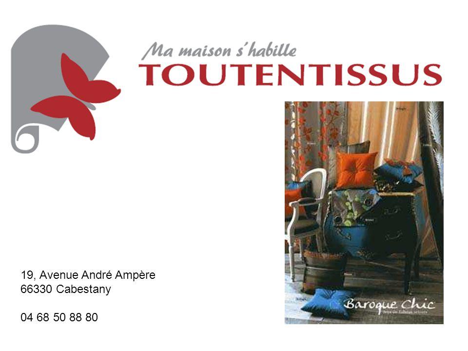 19, Avenue André Ampère 66330 Cabestany 04 68 50 88 80