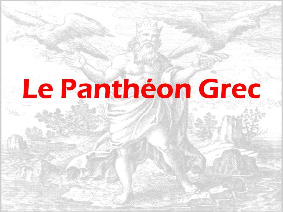 Le Panthéon Grec