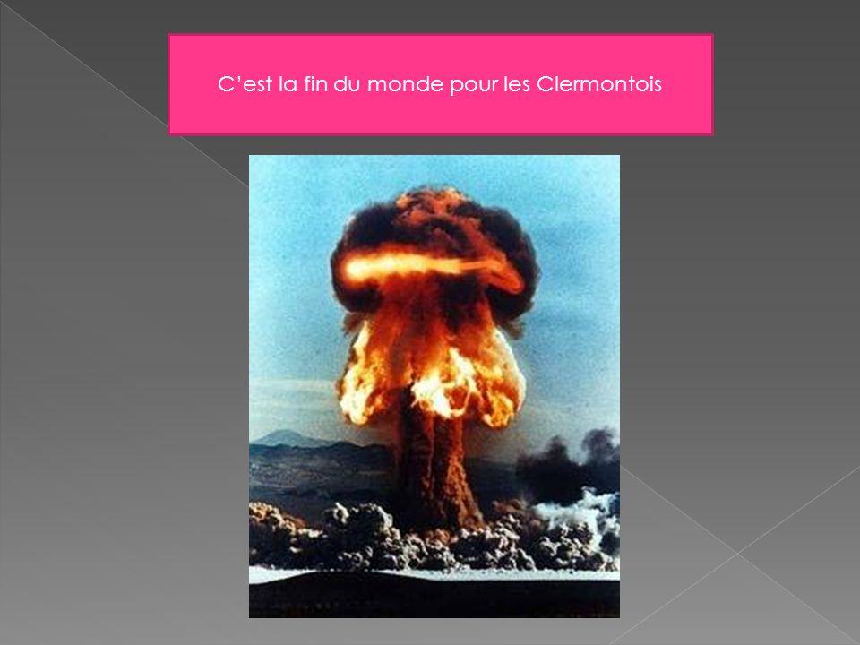 C'est la fin du monde pour les Clermontois