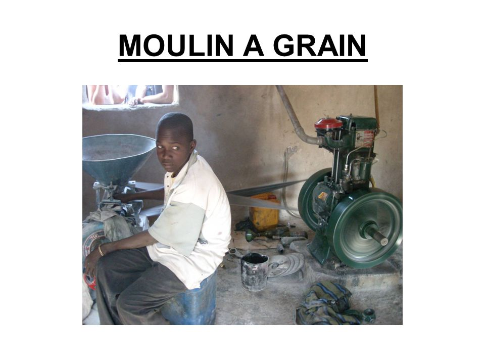MOULIN A GRAIN