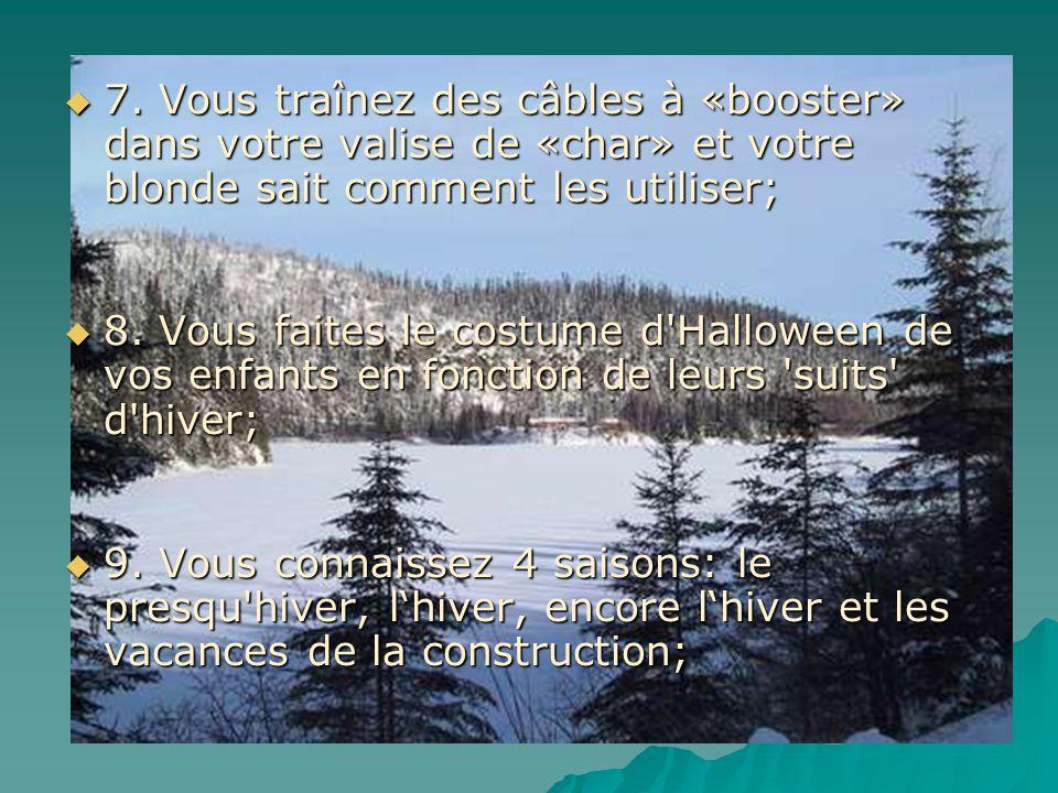 Rivière Bell, Matagami Rivière de Pressiac Rapide-deux Les diamants des collines Kékéko Au parc d'Aiguebelle