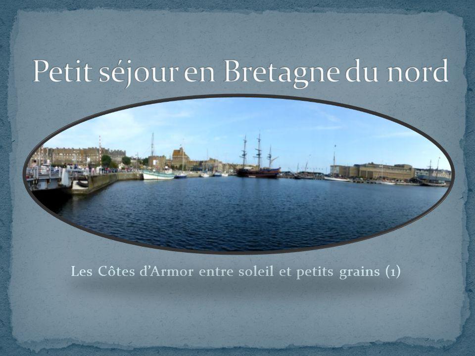 Les Côtes d'Armor entre soleil et petits grains (1)