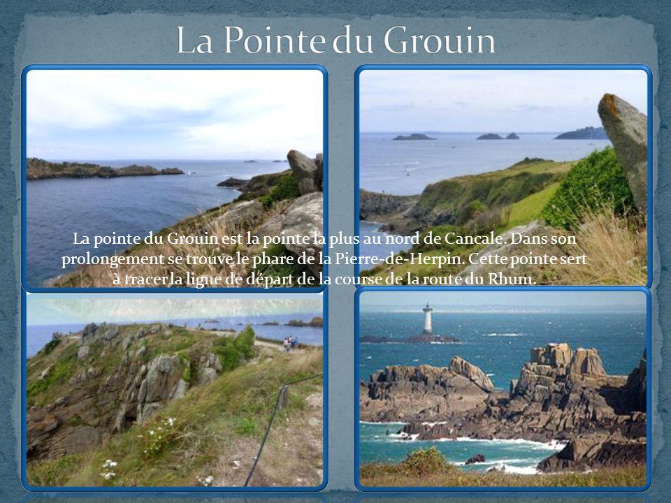 Petit Bé et son fort La plage de Bon Secours et Grand Bé avec la tombe de Chateaubriand. Le fort national