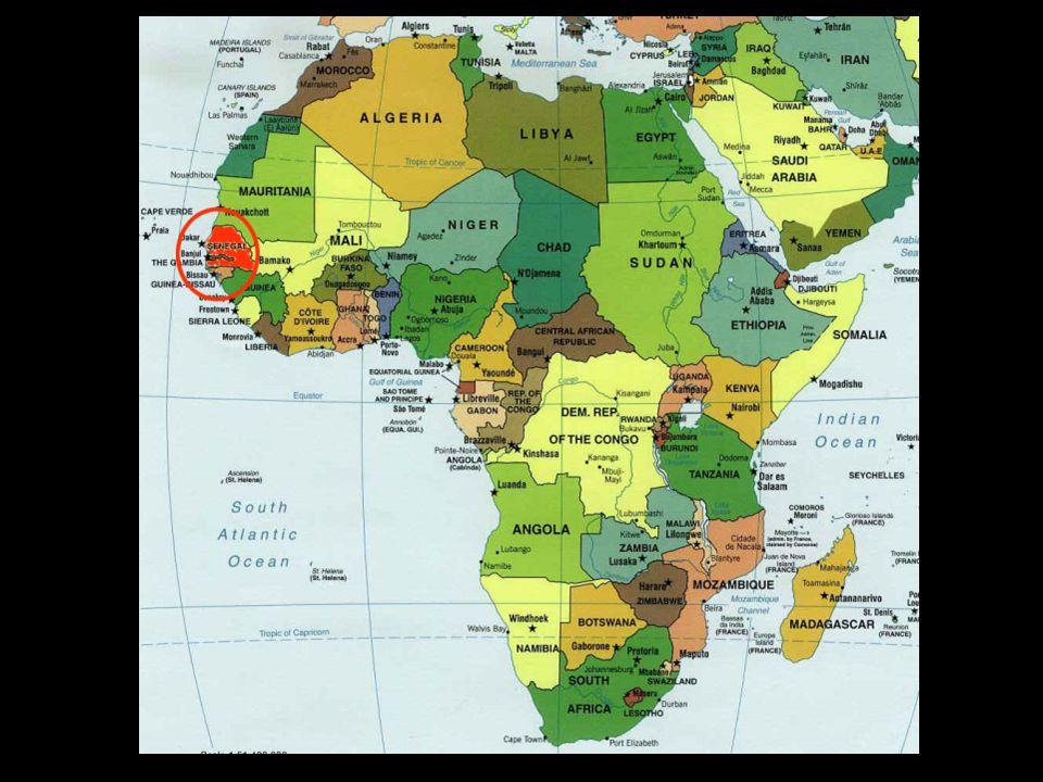 Le climat : soleil garanti toute l'année Le Sénégal est l'un des pays les plus ensoleillé du globe : plus de 3000 heures d'ensoleillement par an.