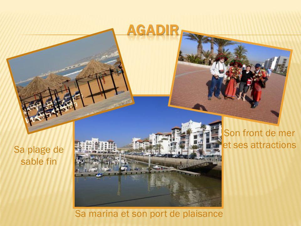 Agadir et sa région