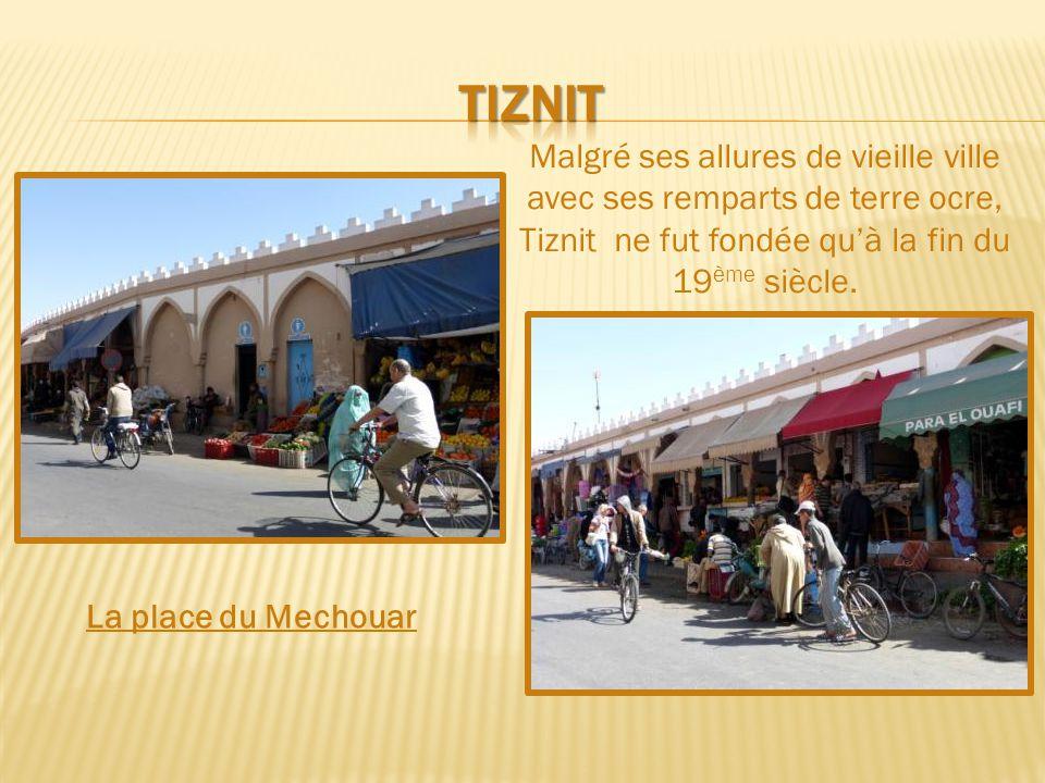 La nouvelle medina d'Agadir à Ben Sergao construite sous la direction de Coco Polizzi