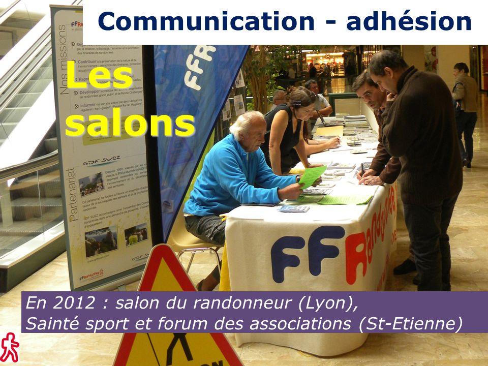 En 2012 : « Loire en Fête » (Montrond-les Bains) Les fêtes Communication - adhésion