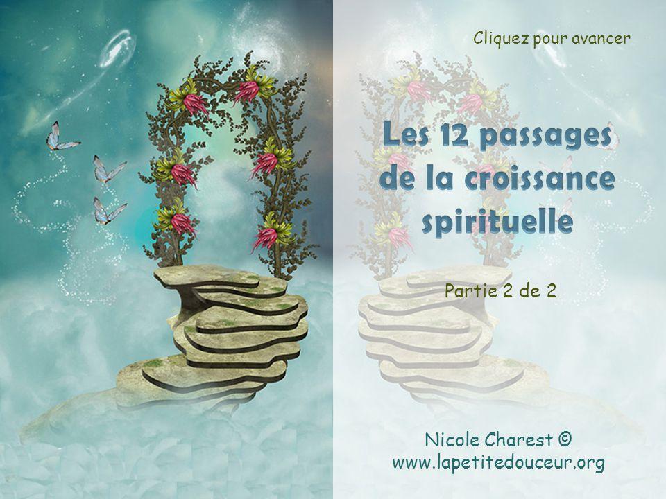 Nicole Charest © www.lapetitedouceur.org Partie 2 de 2 Cliquez pour avancer