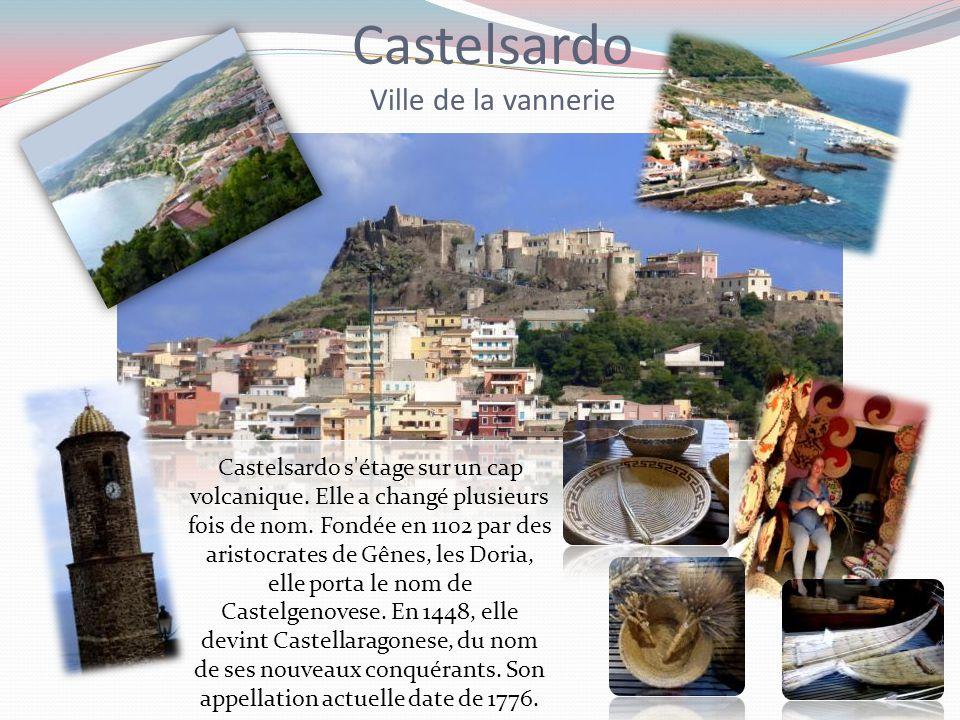 Alghero Ville catalane et capitale du corail Malgré les dégâts occasionnés par les bombardements alliés au cours de la seconde guerre mondiale, le cœur de la vieille ville est resté intact en majeure partie.