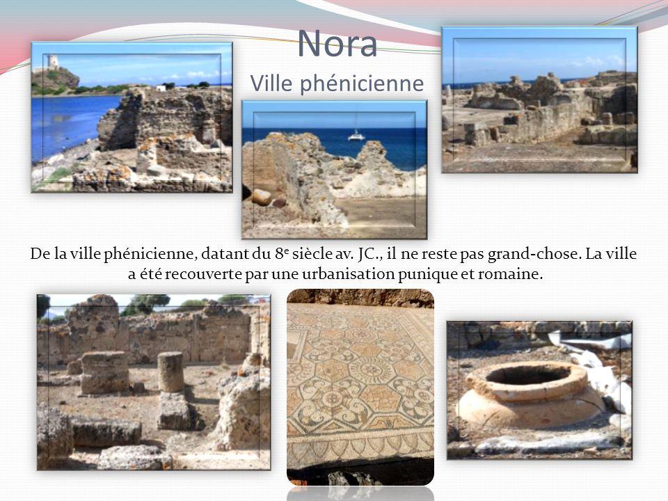 Santa Cristina Le puits sacré Le sanctuaire remonte au 1er millénaire av.JC.