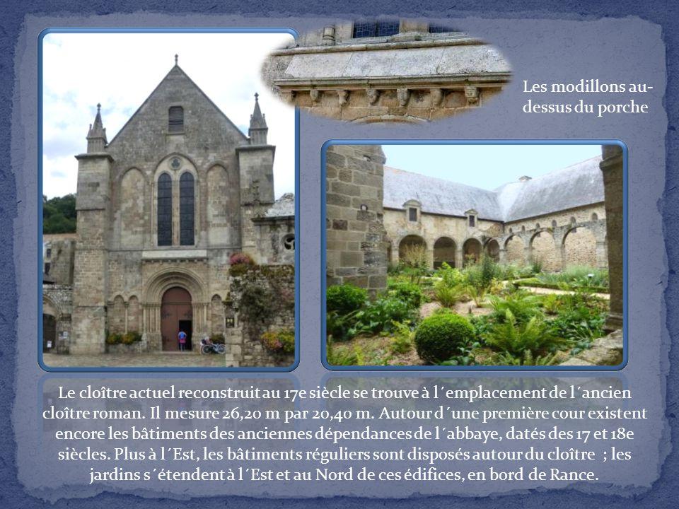 Jouxtant le ville de Dinan, Léhon vit le jour au 9e siècle lorsque les moines reçurent de Nominoé, 1er roi breton, des terres et privilèges contre la